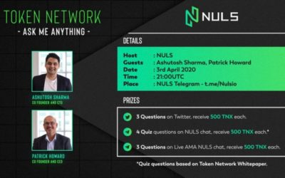 Token Network and Nuls AMA Recap